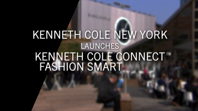 Introducing Kenneth Cole Connect(TM) Smart Watches. Be Smart With Your Time.